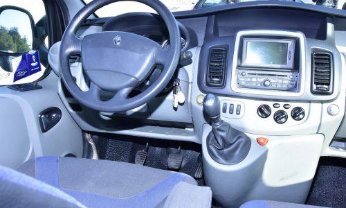 Renault trafic|9 posti